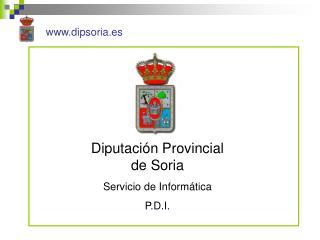 dipsoria.es