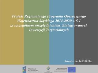 Katowice, dn. 14.05.2014 r.