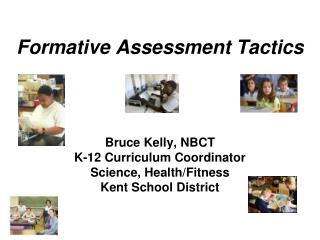 Formative Assessment Tactics
