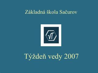 Základná škola Sačurov
