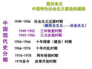 1949-1952   三年恢复时期