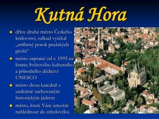 Kutn� Hora