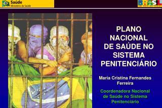 PLANO NACIONAL DE SAÚDE NO SISTEMA PENITENCIÁRIO