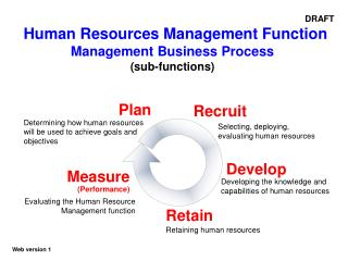 Human Resources Management Function