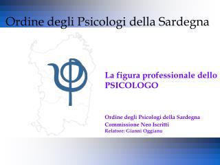 Ordine degli Psicologi della Sardegna
