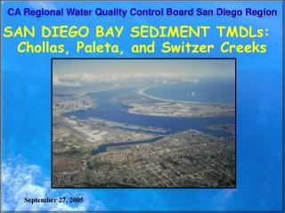 CA Regional Water Quality Control Board San Diego Region