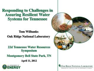 Responding to Challenges in Assuring Resilient Water Systems for Tennessee