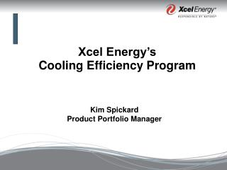 Xcel Energy's Cooling Efficiency Program