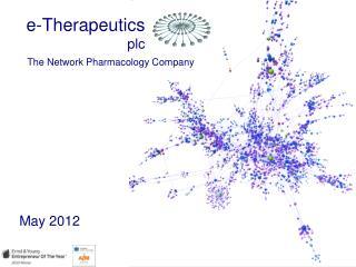 e-Therapeutics  plc