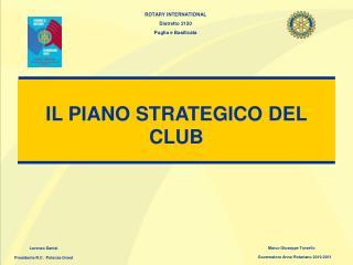 ROTARY INTERNATIONAL Distretto 2120 Puglia e Basilicata