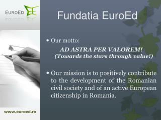 Fundatia EuroEd
