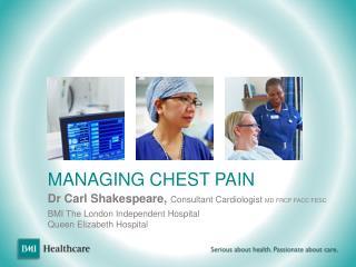 MANAGING CHEST PAIN