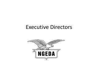 Executive Directors
