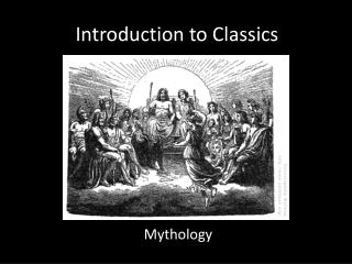 Introduction to Classics