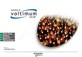 Voltimum Success The first European portal for the Electrical Industry