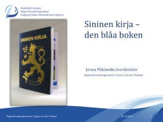 Regionförvaltningsverket i Västra och Inre Finland
