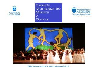 EMMyDA-Escuela Municipal de Música y Danza de Alcobendas