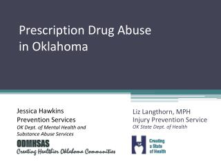Prescription Drug Abuse  in Oklahoma