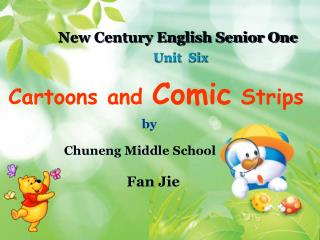 New Century English Senior One