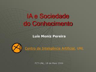 IA e Sociedade  do Conhecimento