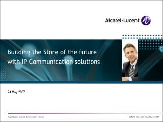 Building the Store of the future with IP Communication solutions