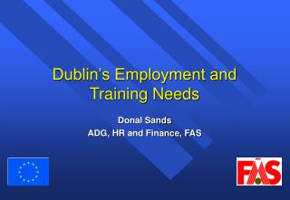 Dublin's Employment and Training Needs
