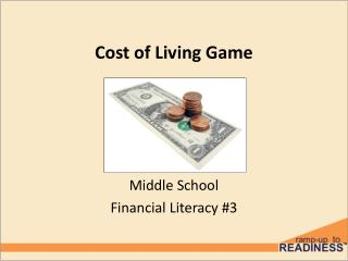 Cost of Living Game