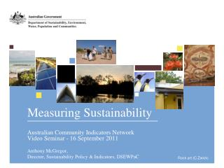 Sustainable Australia: Sustainable Communities