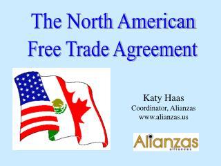Katy Haas Coordinator, Alianzas alianzas