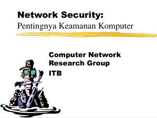 Network Security: Pentingnya Keamanan Komputer