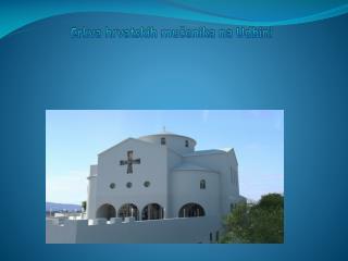 Crkva hrvatskih mučenika na Udbini