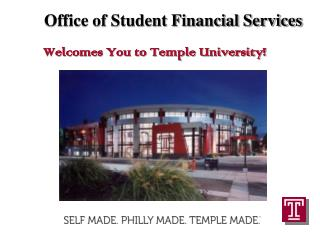 Office of Student Financial Services
