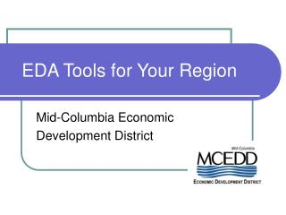 EDA Tools for Your Region