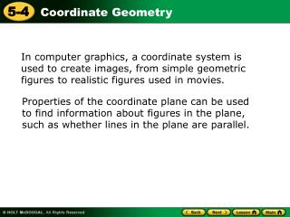 Additional Example 1A: Using Coordinates to Classify Quadrilaterals