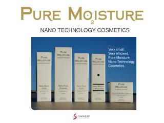 NANO TECHNOLOGY COSMETICS