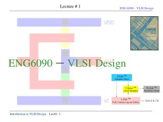 ENG6090  –  VLSI Design