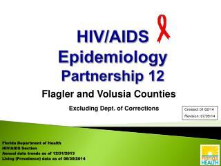 HIV/AIDS Epidemiology Partnership 12