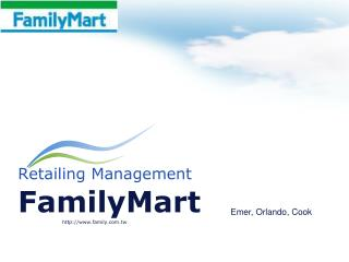 Retailing Management FamilyMart