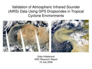 Eddy Hildebrand HRD Research Report 10 July 2009