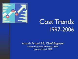 Cost Trends 1997-2006