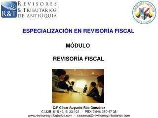 C.P César Augusto Rúa González Cl 32B  81B 43  Bl 23 102   -  PBX(0|94): 250 47 35