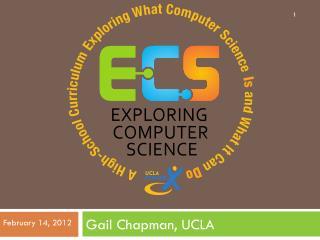 Gail Chapman, UCLA