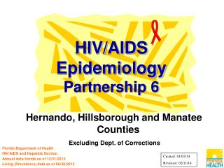 HIV/AIDS Epidemiology Partnership 6