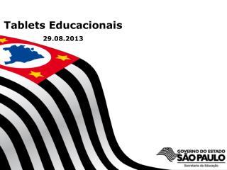 Tablets Educacionais m 29.08.2013