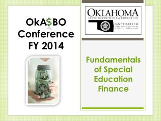 Fundamentals of Special Education Finance