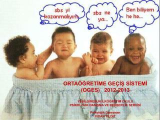ORTAÖĞRETİME GEÇİŞ SİSTEMİ (OGES)   2012-2013 YEŞİLGİRESUN İLKÖĞRETİM OKULU