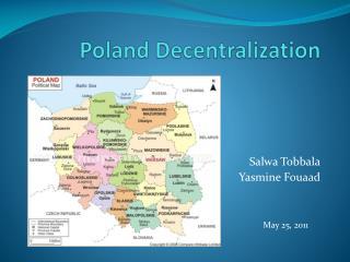 Poland Decentralization