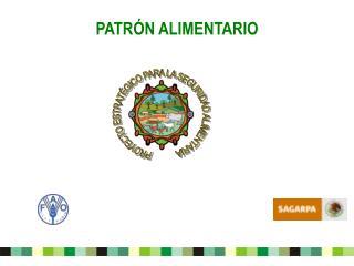 PATRÓN ALIMENTARIO
