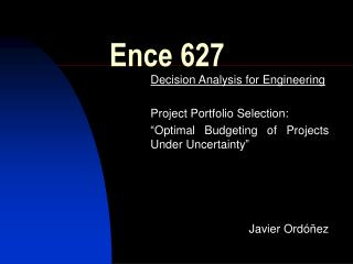 Ence 627