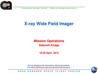 X-ray Wide Field Imager